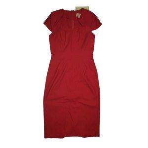 Grace Karin Cap Sleeve Pencil Dress 50s Style